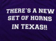 TCU Horned Frogs T-shirt