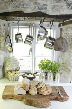 Moorland View Cottage Kitchen