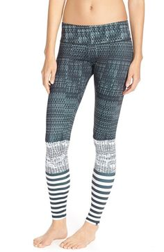 Onzie Graphic Long Leggings | Nordstrom