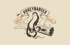 Honey Badger - BustedTees