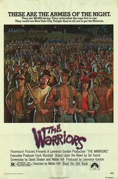 The Warriors 1979 film
