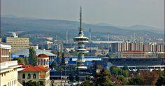 Thessaloniki,Greece-OTE Tower