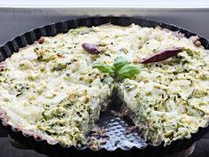 Eine köstliche Zucchini Quiche nahezu ohne Kohlenhydrate - Lachfoodies.de - Dein Low Carb Blog