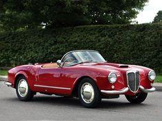1950 Lancia Aurelia GT Convertible -