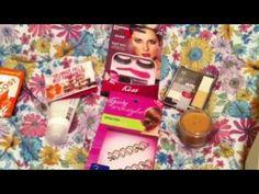 Influenster Beauty Bloggers VoxBox October 2012