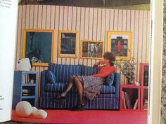 'The Complete Book of Decorating' 1980 by Corinne Benicka