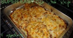 Amazing recipe! Chris LOVED it!! Super easy to make!