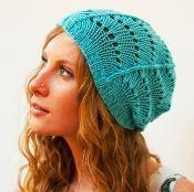 Scallop Lace Hat - via @Craftsy