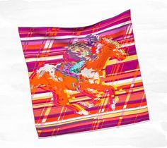 amazing Hermès scarf