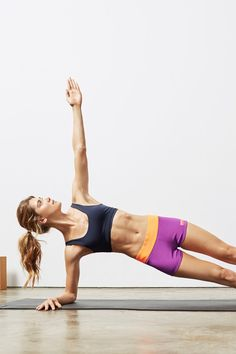 Sculpt Your Waistline With These Oblique Exercises — No Equipment Required