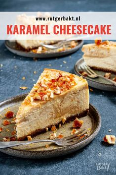 Tiramisu Cheesecake, Caramel Cheesecake, No Bake Cheesecake, No Bake Desserts, Dessert Recipes, Bake My Cake, Caramel Recipes, Sweets Cake, No Bake Pies