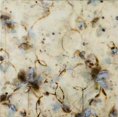 Betsy Eby - Encaustic on Panel
