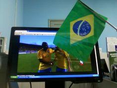 Brasil x Panamá.