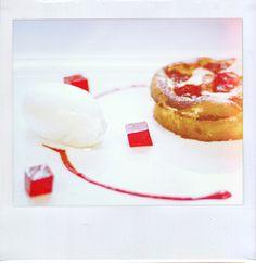 foodbeam, sour cherry clafoutis