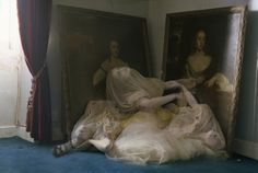 Photographer: Tim Walker; Model: Guinevere Van Seenus; Publication: Vogue Italia (© 2011)