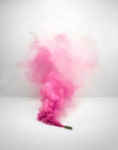 Pink Smoke //Alexander Kent