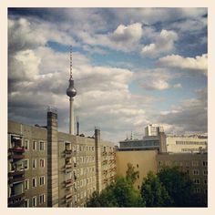 Berlin from SoundCloud Office.