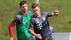 Lieber im Mittelfeld - Kimmich will bei Bayern auf die 6!