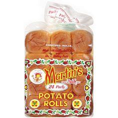 Martin´s Potato Rolls / Amazing!