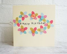 happy birthday! by SheilasBlessings on Etsy