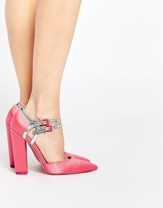 Image 1 - ASOS - PINPOINT - Chaussures pointues à talons
