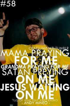 andy mineo quotes | Tumblr