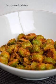 Les recettes de Nathou: Choux de Bruxelles croustillants au paprika