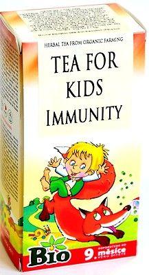 Organic Natural Herbal Immunity Tea for Children Children, Kids, Herbalism, Organic, Tea, Natural, Baby, Young Children, Young Children