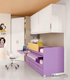 Jeg vil have dette rum! Vil jeg have dette soveværelse! Kids Bedroom Furniture, Bedroom Decor, Boy Room, Kids Room, Fantasy House, Home Room Design, Baby Bedroom, House Rooms, Sweet Home