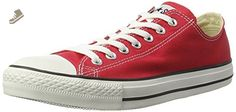 Converse Chuck Taylor Core Men's Chuck Taylor All Star Ox Sneaker 10 Red - Converse chucks for women (*Amazon Partner-Link)