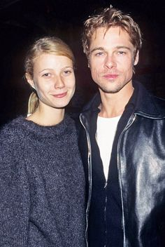 Gwyneth Paltrow and Brad Pitt  After nearly three years together (and a six-month engagement) they split.