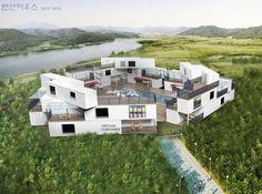 차원다른 모듈러주택/컨테이너건축, 테마상가, 부동산개발