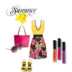 Summer <3 An excuse to wear lots of brights!