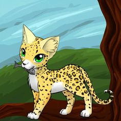Leapordstar. Leader of RiverClan. No mate or kits. ?? moons Cause of Death: Sickness and old age. BTW Avatar Maker Cats: 2 got a new update! A lot of new body styles, and a lot more! Get it while you can!