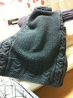 Owlets baby blanket