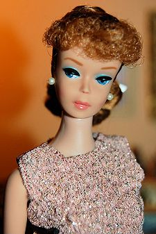 Number 6 Ponytail Vintage Barbie Doll  1962 - 1964......That's my Barbie, but I got her around 1959 - 1960.