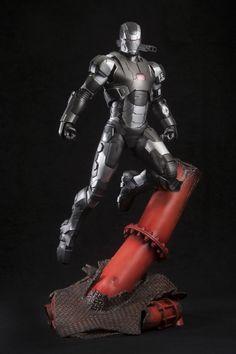 Kotobukiya Suits Up New Iron Man Statues - IGN
