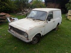 Bedford HA130 (Viva) van, (Barn find), ex Severn Trent | eBay