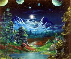 宇宙の果ての・・・奇岩の星