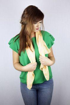 Imogen Spring/Summer 2014: Scottish Fashion / scottishfashion.co.uk
