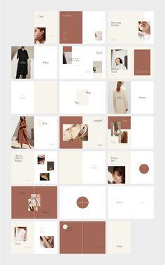 OURE Photography Portfolio by flowless on Mise En Page Portfolio, Portfolio Layout, Portfolio Design, Page Design, Layout Design, Catalog Design, Catalogue Design Templates, Logos Retro, Design Social