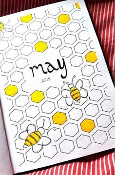 Whether you are searching for a cover page or an entire setup, this collection of May bullet journal ideas is the perfect way to jump-start your creativity. page May Bullet Journal Ideas - Monthly Layout Spread Journal D'inspiration, Bullet Journal Cover Page, Bullet Journal 2019, Bullet Journal Notebook, Bullet Journal School, Bullet Journal Themes, Bullet Journal Inspiration, Journal Covers, Monthly Bullet Journal Layout