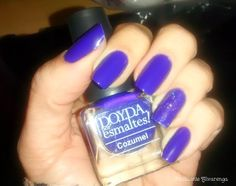 Cintillante Alvarenga: Esmalte do dia...