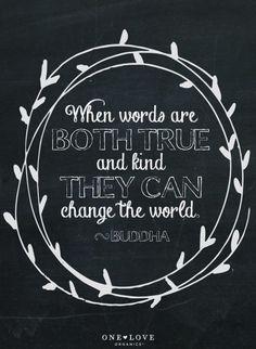 true & kind.