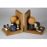Found it at Wayfair - Basketball Book Ends