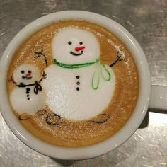 Coffee Latte Art, My Coffee, Coffee Time, Morning Coffee, But First Coffee, Best Coffee, Punch, Good Excuses, Christmas Coffee