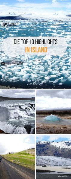 Meine Top 10 Highlights in Island Here are my top 10 highlights for an Iceland trip. The most beautiful sights in Iceland and a travel route for a week Iceland. Europe Destinations, Europe Travel Tips, Backpacking Europe, Belfast, Bora Bora, Belize, Bangkok, Travel The World Quotes, Travel Tags