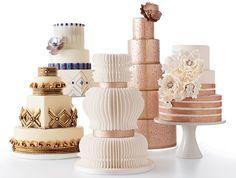 Érica Cruz Cerimonial Organização de Eventos: Tendencias de Bolos de Casamento 2014