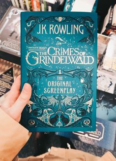 Back to Hogwarts in Crimes of Grindelwald Anna Twenty Seven: Back to Hogwarts in Crimes of Grindelwald Jk Rowling Fantastic Beasts, Fantastic Beasts And Where, Fantastic Beasts Book, Hogwarts, Crimes Of Grindelwald, Sacred Symbols, Book Aesthetic, Harry Potter Universal, Harry Potter Books
