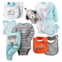 The perfect gift for baby boy. Shop all our gift bundles.